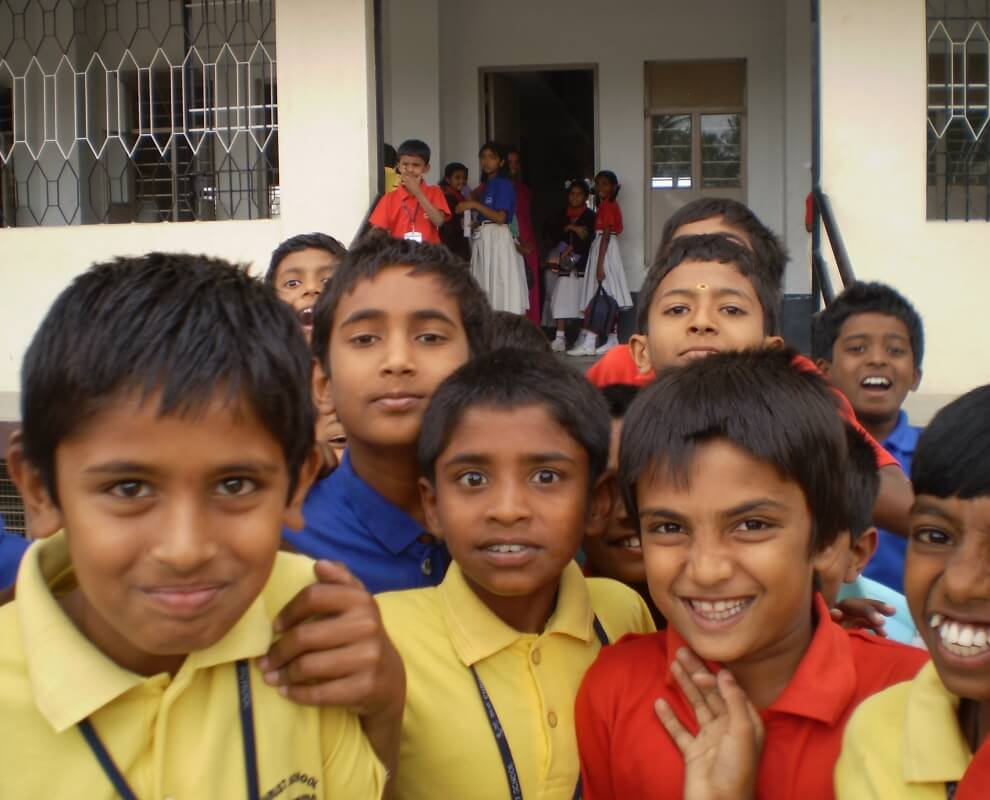 Regular Donator - Prayosha Pratishthan School in Malegaon, Saputara