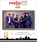 Hindva Bags the Awards for the Best Hospitality Project of the Year and Marketer of the Year